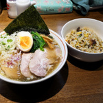 うどん県香川で食べたラーメン&チャーハン 1