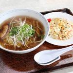 うどん県香川で食べたラーメン&チャーハン 2
