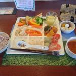 【仙台市若林区】福祉の11店 新鮮野菜を味わおう!