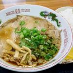 サービスエリア・パーキングエリアで食べたラーメン【中国・近畿地方】