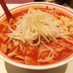 辛い系麺(東京都版)