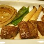 大阪 ステーキ・ハンバーグランチ