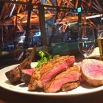 東京タワー近くでディナーデート!各種ジャンル料理店18選