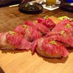 新宿周辺で肉寿司が食べたい!いま注目の人気店5選