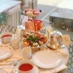 【都内】贅沢かわいいアフタヌーンティーが楽しめるカフェ4選