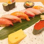 日本橋でおいしい寿司が食べたい!おすすめの寿司店9選