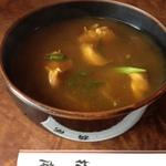 「カレーそば」まとめ!!  〜京都市内の蕎麦屋限定です〜