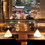 新宿のディナーデートに!夜景がきれいなお店など12選