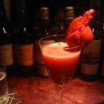今宵もお一人様で名古屋のフルーツカクテルが飲めるバー