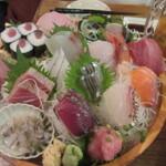 神泉の居酒屋を満喫!海鮮料理や焼き鳥のおすすめ店20選