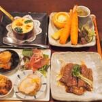 【大阪】洋食懐石と洋食弁当【西洋料理】