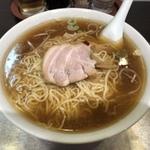 ヒラメが食した千葉県の永福町系大勝軒のお店