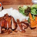 【あべの・天王寺】鶏と米とのマリアージュ