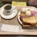 新宿の人気モーニング20選!仕事前に寄れるおすすめ店