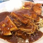 こだわりの「あんかけスパゲッティ」-名古屋ご当地グルメー