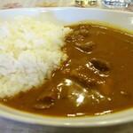 【大阪】レトロな姿のカレーライス【西洋料理】