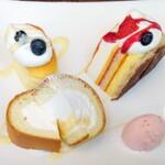 岐阜市郊外のオシャレで人気のある美味しいケーキ店9選