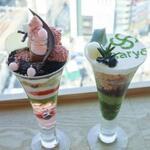 【渋谷駅周辺】抹茶好き必見!映えておいしい抹茶スイーツ4選♪