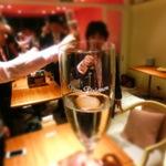 北新地のカジュアルワインバー☆気軽に行ってほしい。