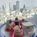 名古屋でホテルスイーツブッフェに行くならここ!お勧めのレストラン6選