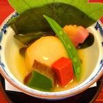 【大阪】日本料理の春夏秋冬【上方】