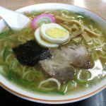 小樽では「ラーメン」は「そば屋」でも食べれます。