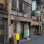 【大阪・美章園】阪和線高架下のお店【昭和の面影】