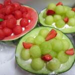 【秋田市】フルーツの鮮やかなカフェスイーツ