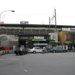 本八幡駅駅近くのワンコインランチ