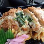 惣菜のカツ丼弁当の「食べ歩き」比較です!!