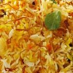 炒め式のビリヤニの美味しいお店