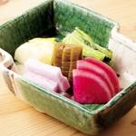 【京都】有名店から家族経営の京都のお漬物屋さん♪