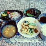 いろいろな鯰料理