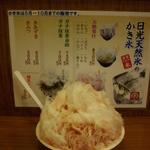 """鯛焼きも、かき氷も""""天然もの""""がいい!!関東の天然かき氷店"""