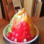 宝石みたいにキラッキラ!なかき氷のお店in京都