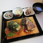 千葉市中央区内でヘルシー料理を中心に提供している店