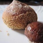 【秋の収穫祭】 都内ワンランク上のパン屋さんで出会った 極上の栗のパン