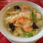 宮城県北で頂ける蝦仁湯麺(エビそば・エビラーメン)の美味しいお店