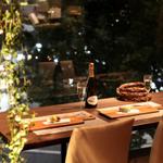 二人きりのクリスマスにおすすめ☆NY高級店人気シェフがプロデュースする大人の隠れ家で絶品ディナー