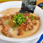うどん県で食べるパーコー麺&とんかつラーメン