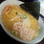 米沢市&近郊・うまい塩ラーメン#V3♡