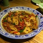 中国旅行で食べた味を池袋でランチタイムに。