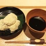本蕨粉を使った出来たて本わらび餅がいただける和カフェ