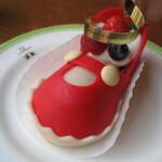 『横浜ケーキ』ここのケーキを食べればあなたもヨコハマ通