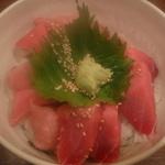 大阪トロ入りまぐろ丼の美味しい店