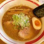 札幌の煮干しラーメン