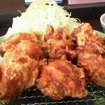 【秋田市】うまい唐揚げ定食のまとめ(弁当除く)