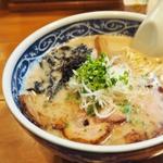 【東京】今食べるべき絶品とんこつラーメン 10選