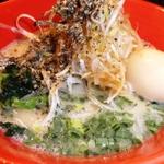 川崎市周辺で食べられる!濃厚なんだけどアッサリの豚骨ラーメン