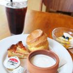 吉祥寺エリアでパンが美味しいモーニング